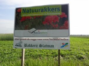Uithangbord Natuurakkers